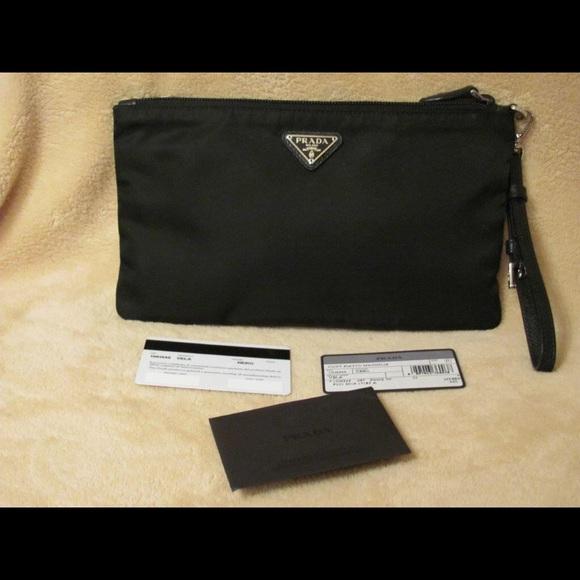 Prada Vela Zip Clutch Bag. M 5a70222aa825a6d01933e182 433cf4db7fc3e